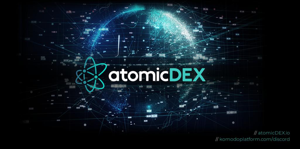 atomic DEX