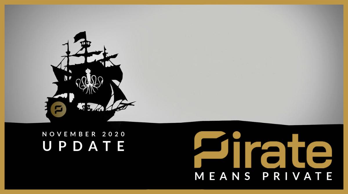 November Update Pirate Chain