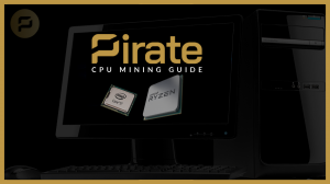 CPU Mining Guide for ARRR
