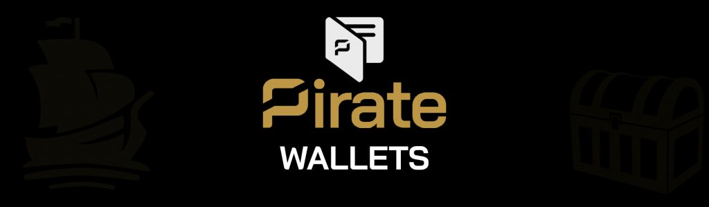 crypto wallets for pirate chain arrr