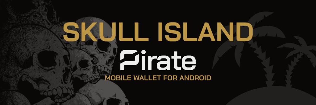 Skull island android wallet