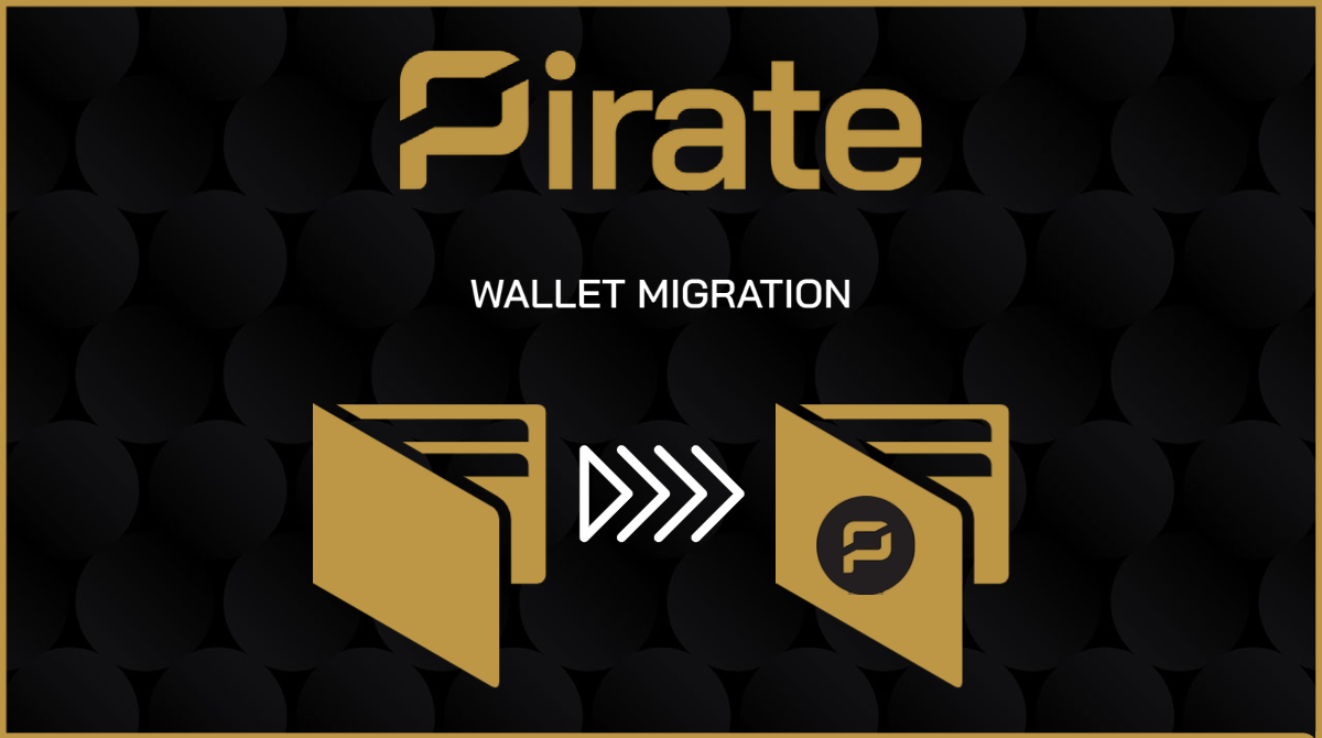 arrr crypto wallet migration