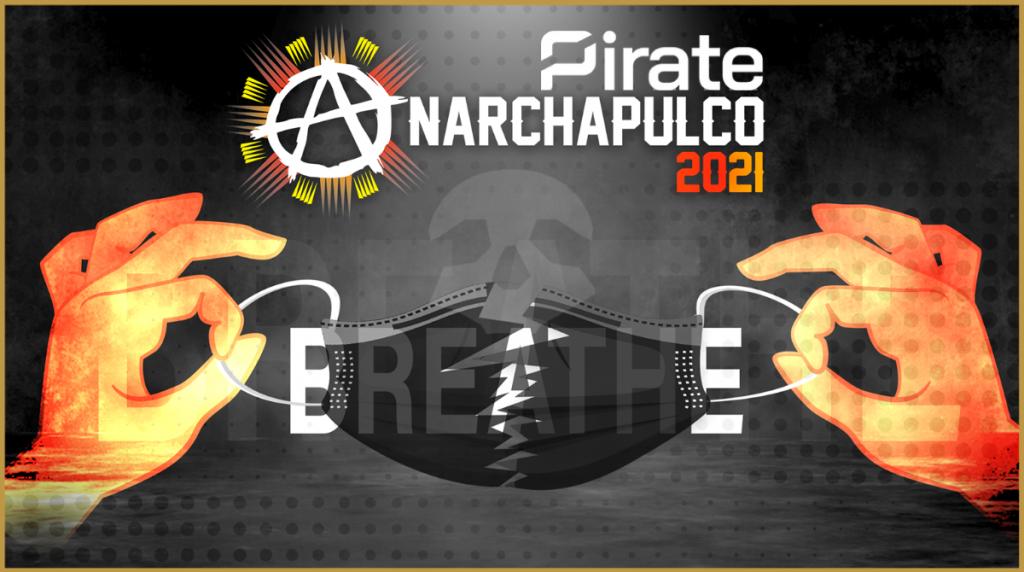 pirate events mexico anarchapulco 2021