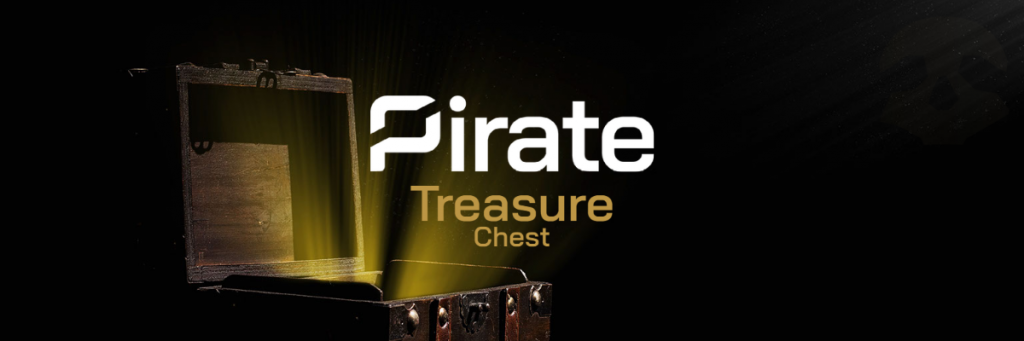treasure chest crypto wallet