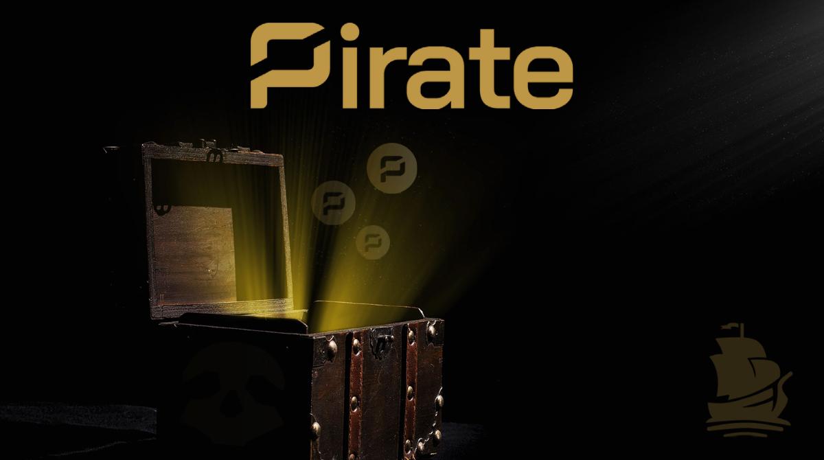 Treasure Chest - Pirate Chain (ARRR)