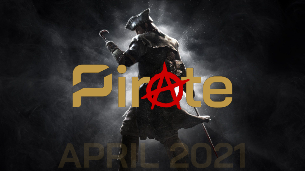 The Pirate Post – April 2021 edition - Pirate Chain (ARRR)
