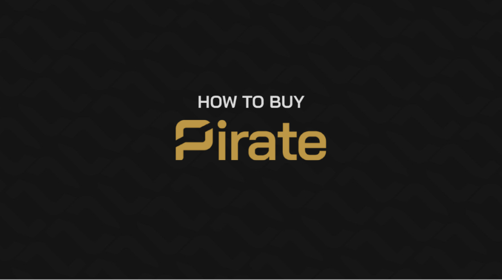 How to buy ARRR