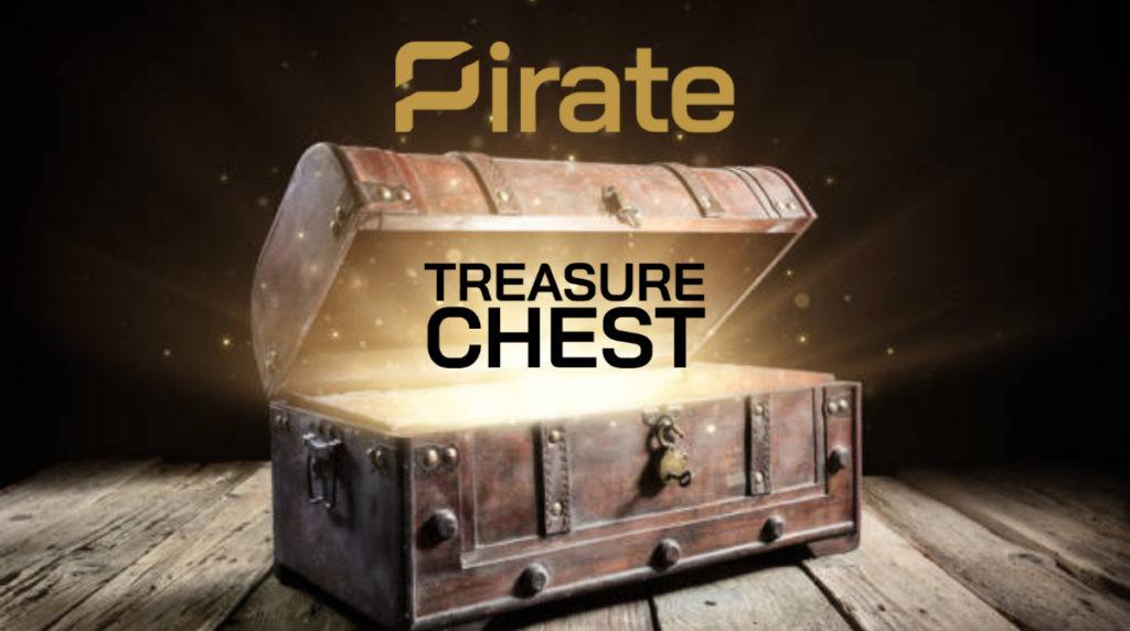 Treasure Chest wallet