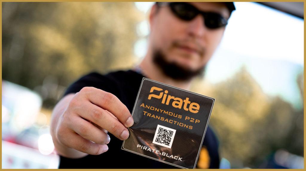porcfest pirate captain